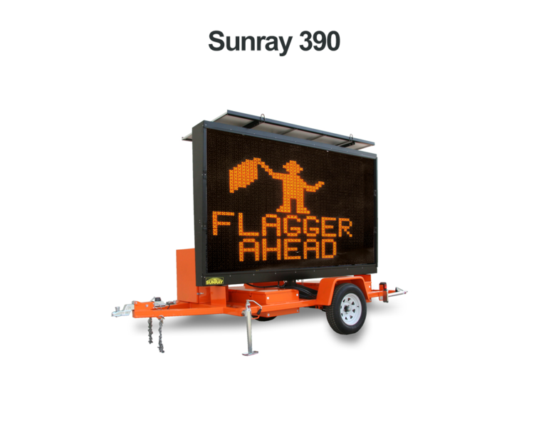Sunray – Message Sign