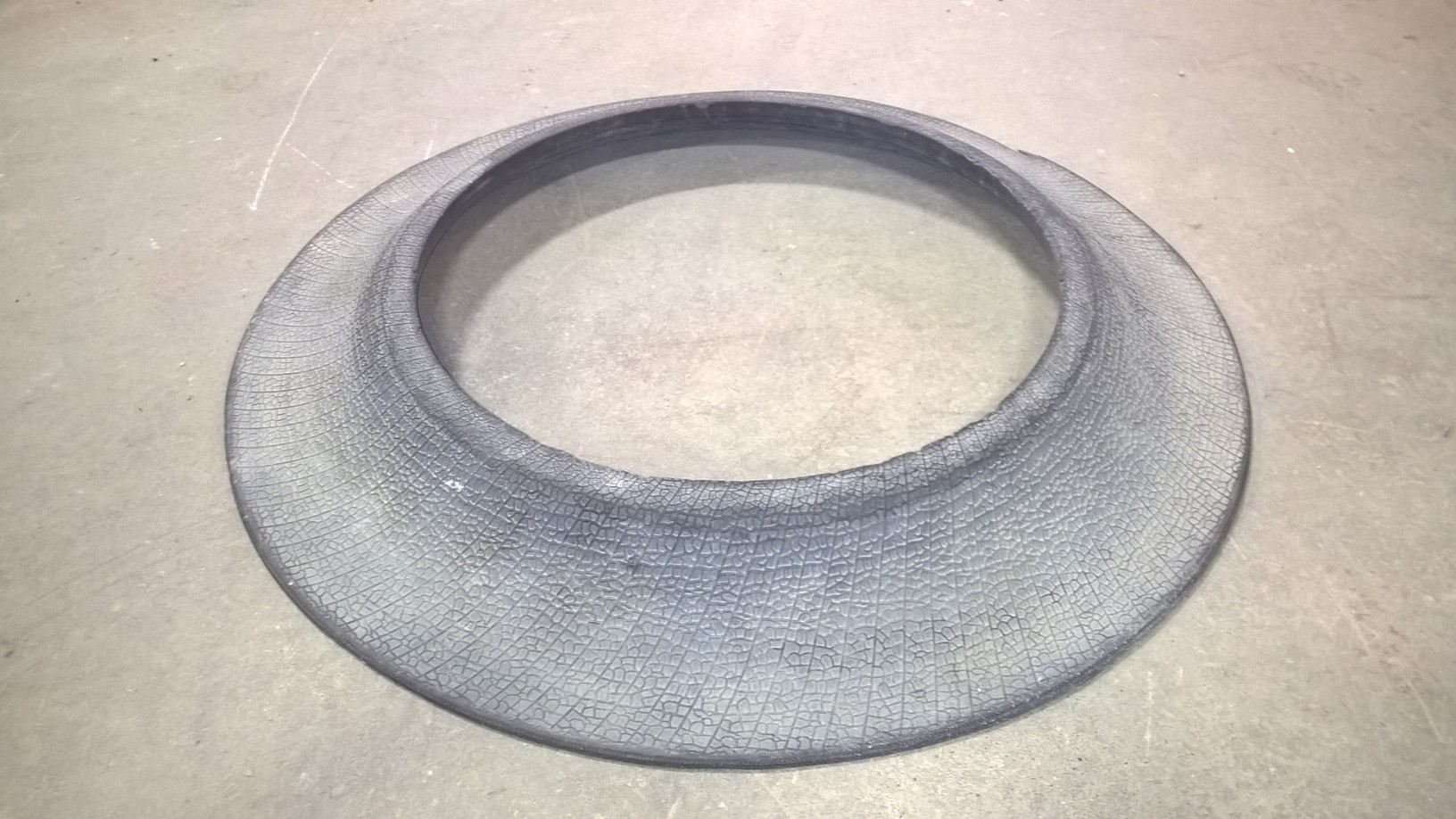 Channelizer Drum – Tire Ring Base